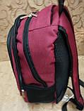 (39*22-маленький)Рюкзак спортивный NIKE мессенджер городской опт, фото 3