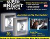 Светильник Super Bright Switch Супер Яркий переносной (СКЛАД-5шт) (ЦЕНА ЗА 1ШТ)