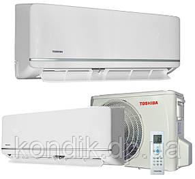 Кондиционер Toshiba RAS-09U2KH3S-EE/RAS-09U2AH3S-EE silver