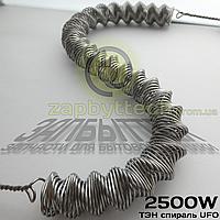 Спираль тэн 2500w для ИК обогревателя типа UFO (Турция)