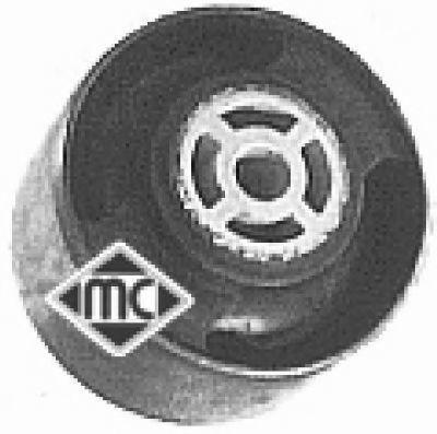 Сайлентблок опоры ДВС (02869) Metalcaucho
