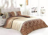 Комплект постельного белья евро, бязь