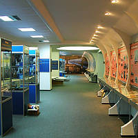 Дизайн и изготовление выставочных стендов и конструкций