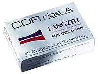 Таблетки для продления полового акта Corrige, 45 шт.