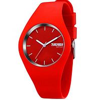 Женские часы Skmei 1384 Red, фото 1