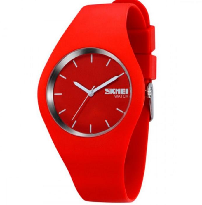 Женские часы Skmei 1384 Red