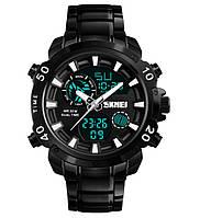 Мужские часы Skmei 01550 Black