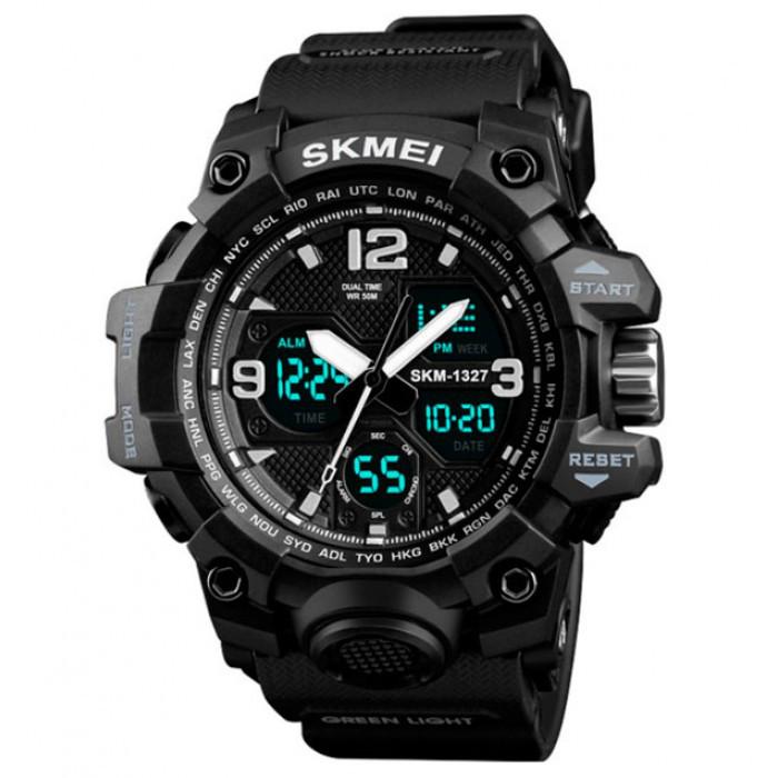 Мужские часы Skmei 01230 Черный