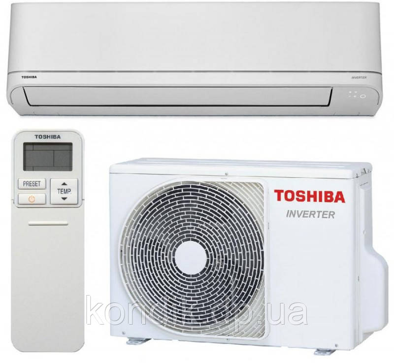 Кондиционер Toshiba RAS-10PKVSG-E/RAS-10PAVSG-E Shorai інвертор
