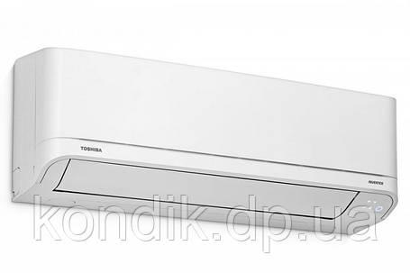 Кондиционер Toshiba RAS-10PKVSG-E/RAS-10PAVSG-E Shorai інвертор, фото 2