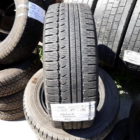 Бусовские шины б.у. / резина бу 215.65.r16с Nokian WRC Нокиан