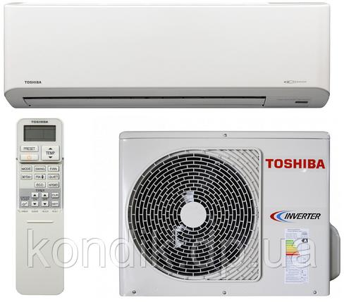 Кондиционер Toshiba RAS-13N3KVR-E/RAS-13N3AVR-E інвертор, фото 2