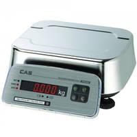 Весы для простого взвешивания общего назначения (6кг) CAS FW500-E