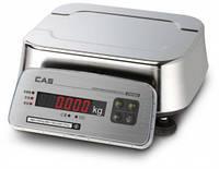 Весы для простого взвешивания общего назначения (30кг) CAS FW500-E