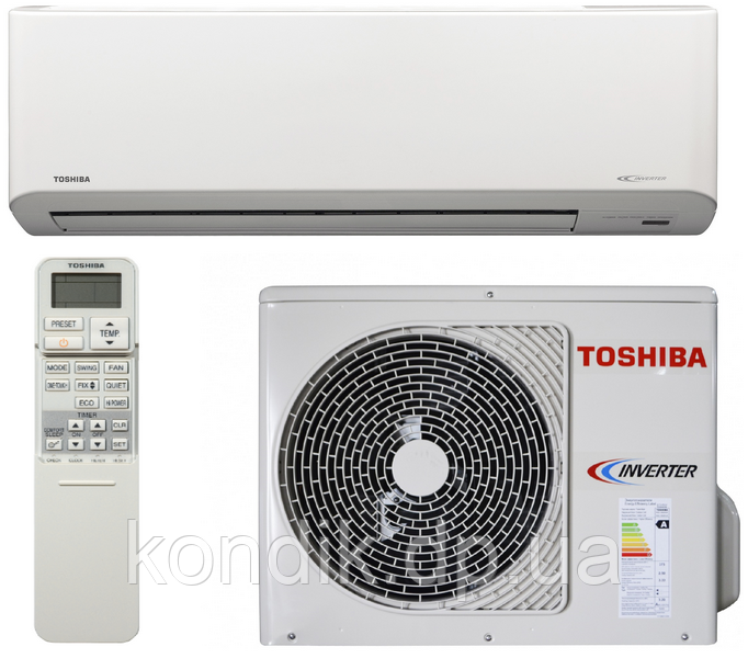 Кондиционер Toshiba RAS-22N3KVR-E/RAS-22N3AV-E інвертор