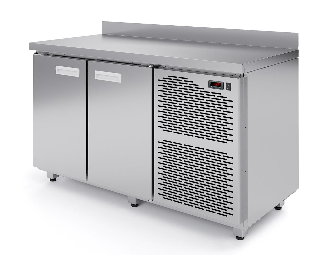 Холодильный стол двухдверный для продуктов СХС 2-70 (-2...+6)