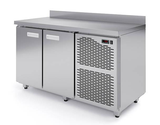 Холодильный стол двухдверный для продуктов СХС 2-70 (-2...+6), фото 2