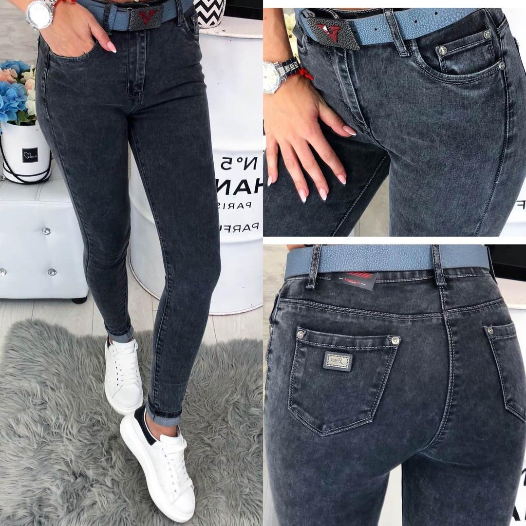 73994d56025 Женски серые джинсы. Фабричный Китай  купить с доставкой по всей ...
