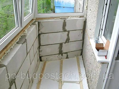 Чи правильно я утеплив балкон?