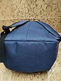 Рюкзак спортивны NIKE Оксфорд ткань  Новый стиль/Рюкзак спорт городской стильный, фото 7
