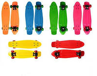 Скейт Пенни Борд мини Penny Board mini разные цвета