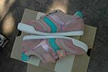 Кроссовки Pantofola d Oro замшевые для девочки Италия, фото 4