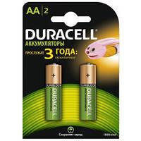 Аккумулятор Duracell HR6DC1500 (AA) 1300 mAh