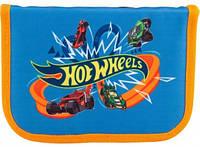 Школьный пенал Hot Wheels KITE HW18-622-2
