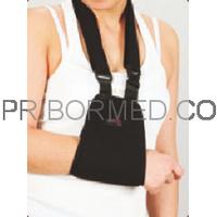 Бандаж для фиксации плечевого и локтевого сустава Support line