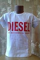 Подростковая футболка из хлопка DIESEL