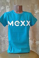 Детская футболка из хлопка с принтом