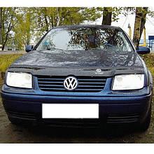 Дефлектор капота, мухобойка VW Bora 98-05 VIP