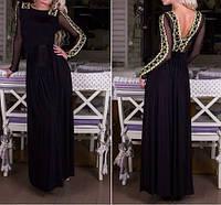 Платье Кружевная сетка