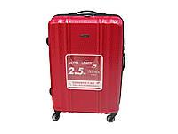 Супер легкий и прочний чемодан из поликарбоната среднего размера Airtex 7356 f921c1c4c0a