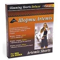 Шорты антицеллюлитные для похудения (хлопок) Артемис Делюкс