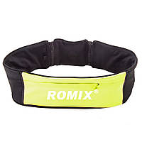 Сумка-пояс ROMIX Lime (RH26-S_M GN)