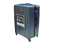 Супер легкий чемодан из поликарбоната большого размера Airtex 7356