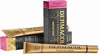 Dermacol - стойкий тональный крем (Дермакол) 208, 209,211, 212,213