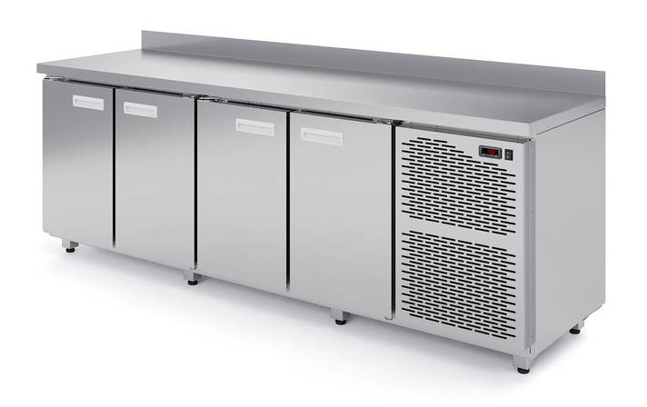Среднетемпературный стол четыре двери для продуктов СХС 4-70 (-2...+6), фото 2