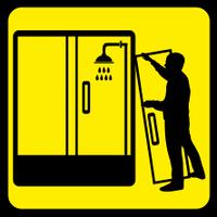 Встановлення, ремонт душової кабіни, гідробоксу, парового боксу Луцьк. Установка, ремонт душевой кабины