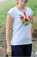 Блуза вышиванка детская для девочек