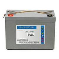 Гелевая аккумуляторная батарея Challenger G 12 - 55Т