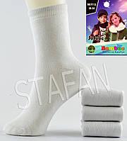 Подростковые махровые носки белого цвета Jujube Y113-1 35-39 Z. В упаковке 12 пар