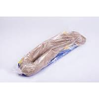 Unigarn - льняные волокна  (200 г косичка в упаковке)