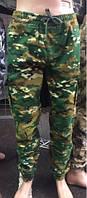 Мужские брюки-карго, камуфляжные (брюки милитари)