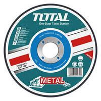 Шлифовальный диск по металлу Total TAC2231151 115х6.0х22.2мм