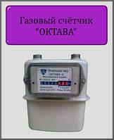 Газовый счётчик ОКТАВА 1.6 Мембранный