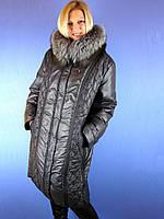 Зимнее пальто на верблюжьей шерсти DEIFY 673 (6XL-10XL) Пуховик DEIFY, PEERCAT, SYMONDER, DAMADER, DECENTLY