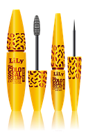 Комплект The Colossal Volum Express Mascara & Eyeliner ME152  Lily