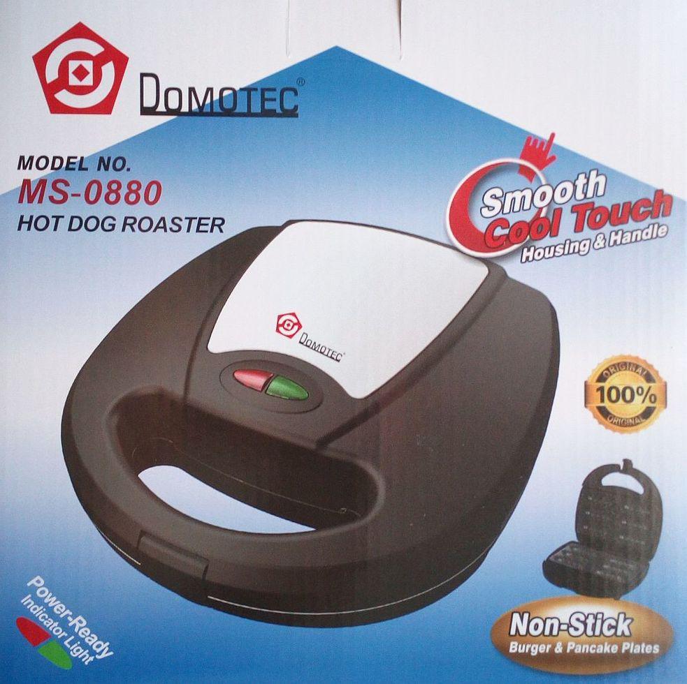 Вафельниця сосисочница Domotec Ms-0880 для Хот-догів Hot dog, корн-догів